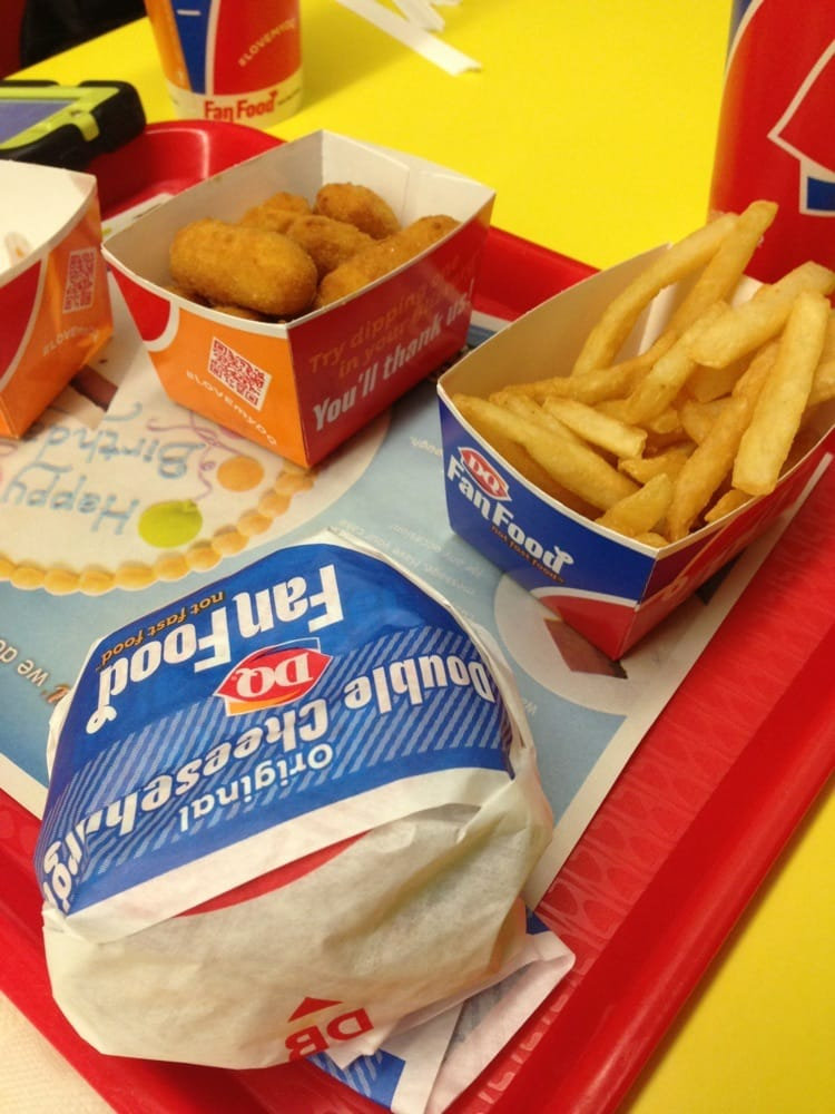 Food from Dairy Queen