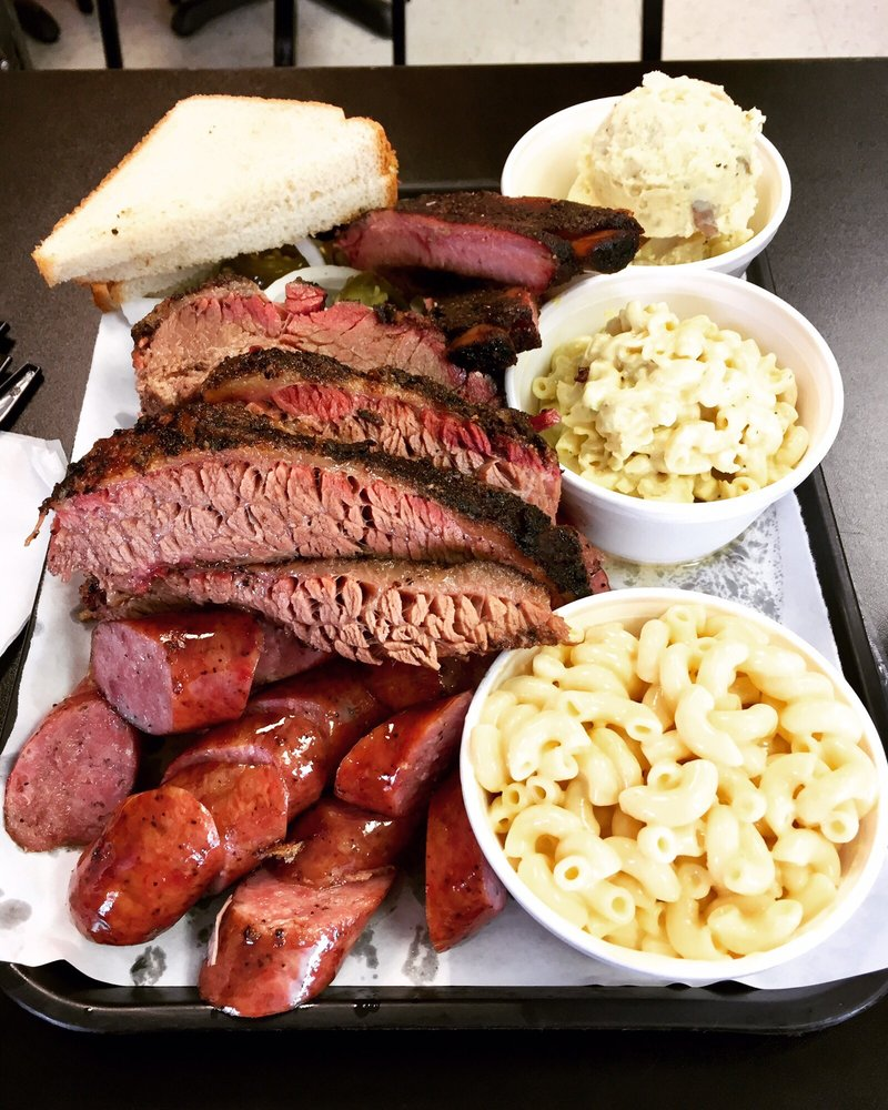 Kat's Barbecue: 3805 Fm 646 Rd N, Santa Fe, TX