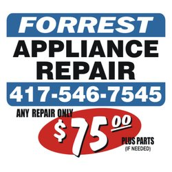 Photo Of Forrest Liance Repair Forsyth Mo United States Easy Pricing