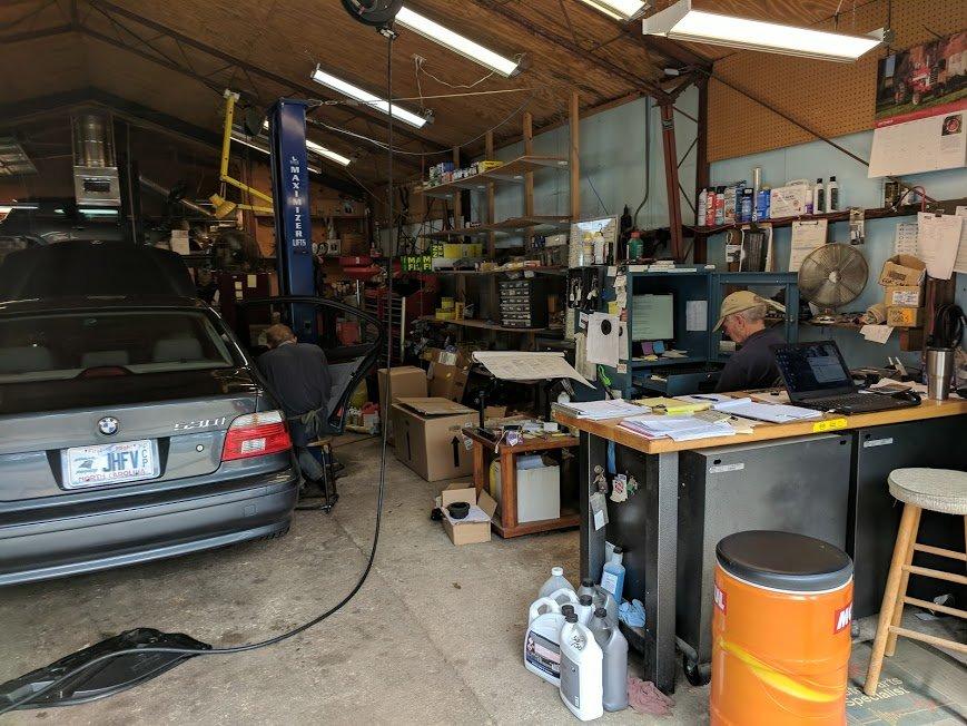 Photo Of Shade Tree Garage BMW Repair   Raleigh, NC, United States