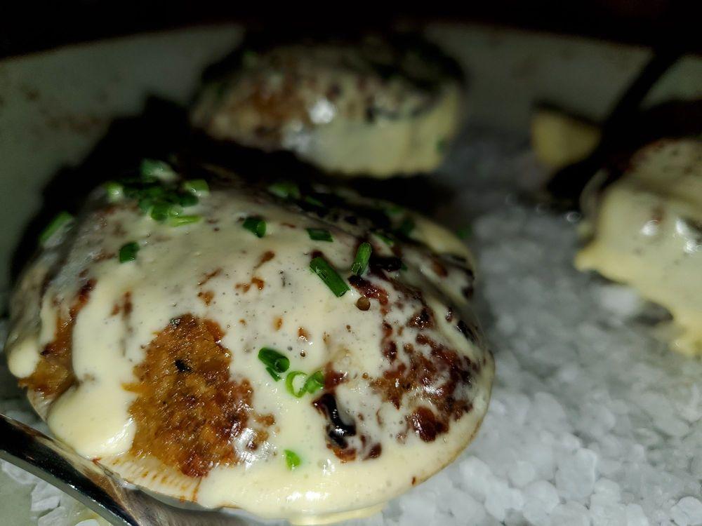 Abel Brown Southern Kitchen & Oyster Bar: 491 Highland Ave, Augusta, GA