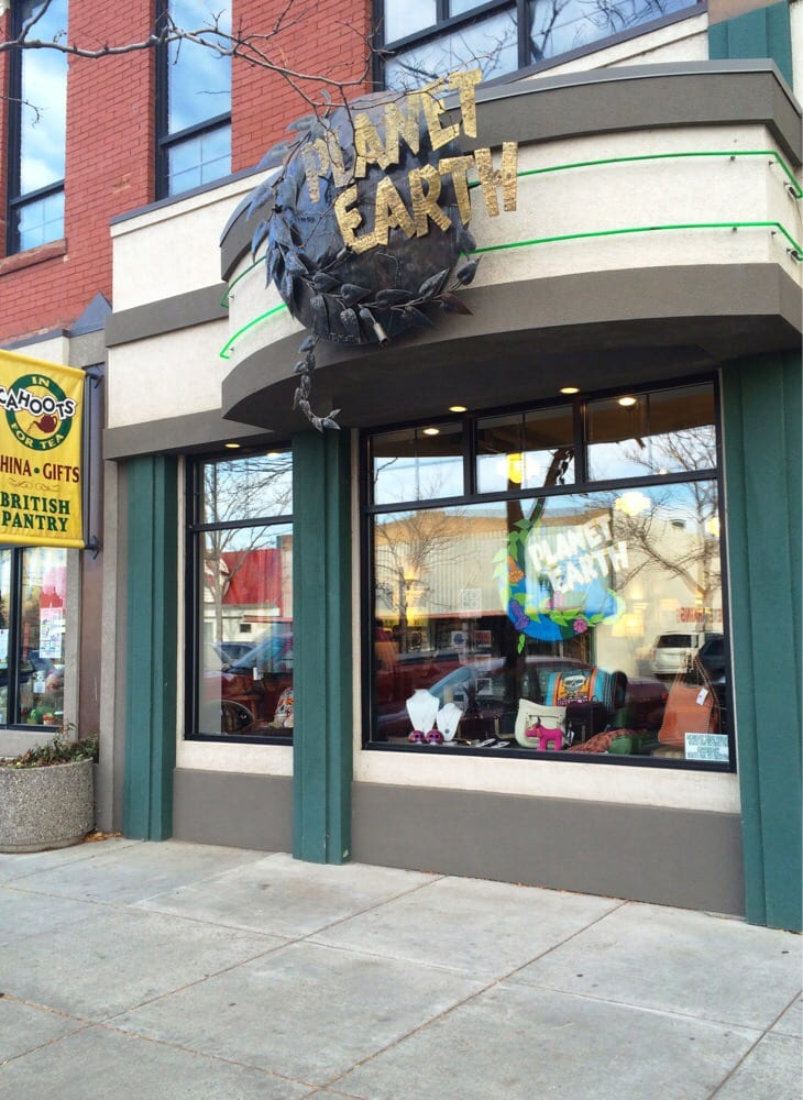 Planet Earth: 116 Central Ave, Great Falls, MT