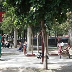 Parque morelos 43 photos 17 reviews parks juan for Aparatos para hacer ejercicio