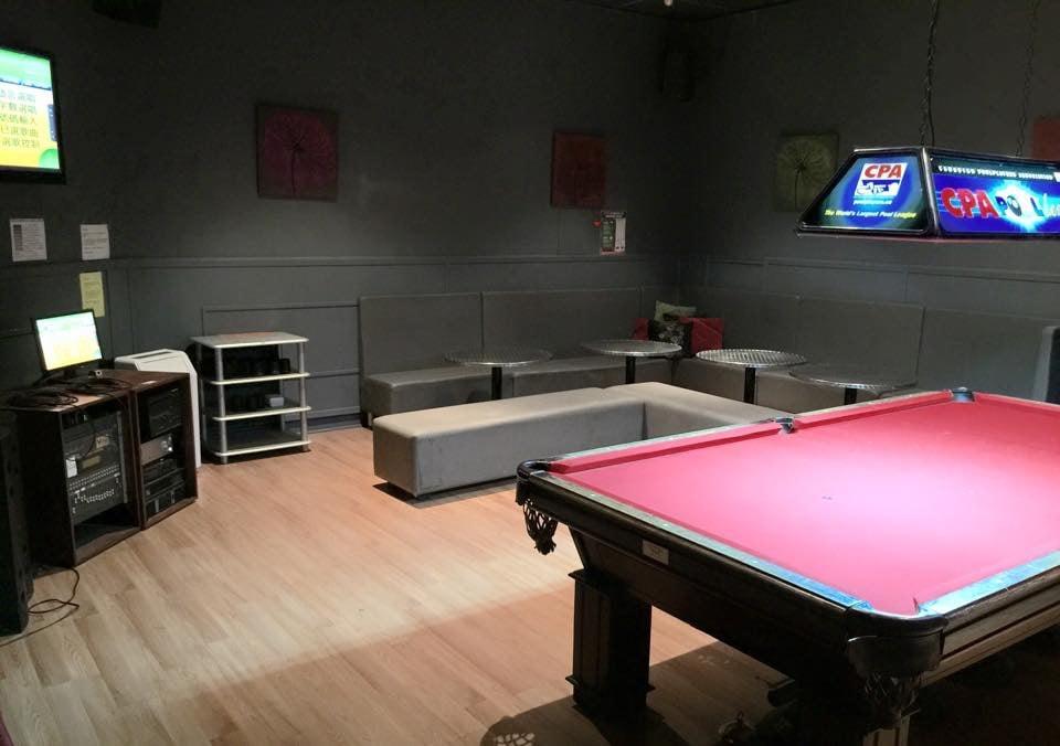 Photo Of Vip Pool Bar Toronto On Canada Private Karaoke Room