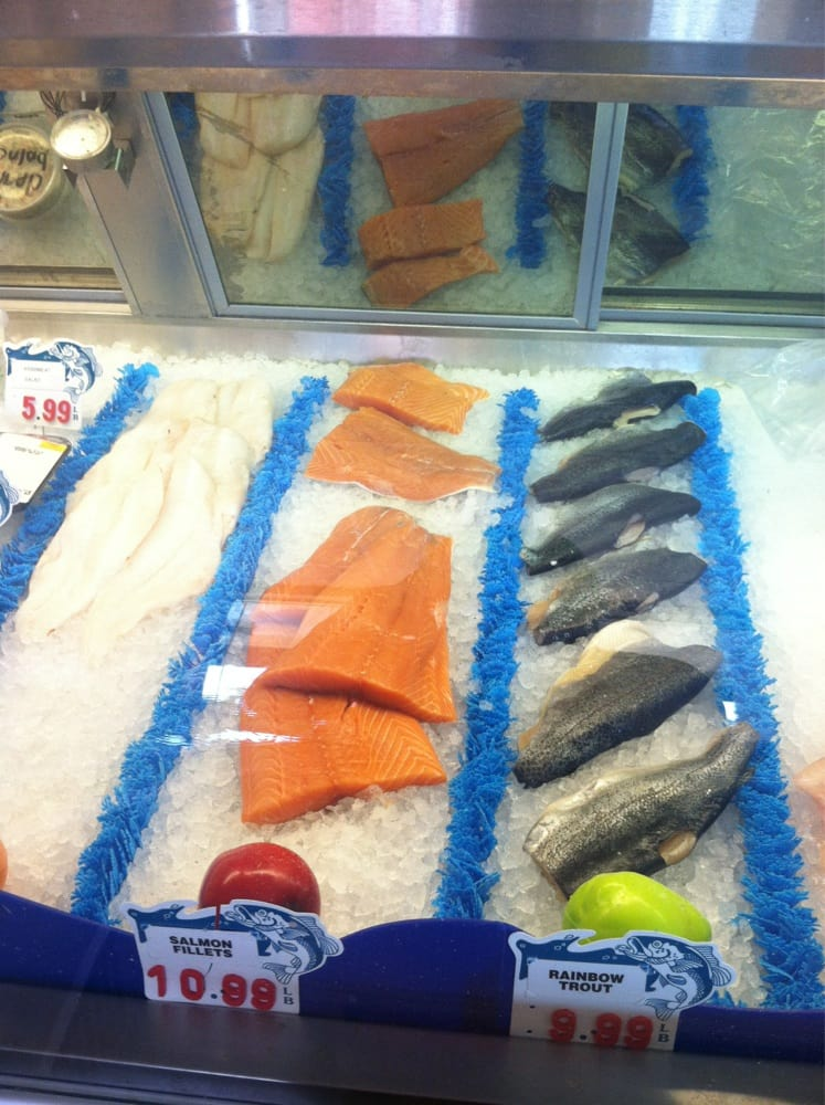Gulfport Seafood Market Oklahoma City Ok