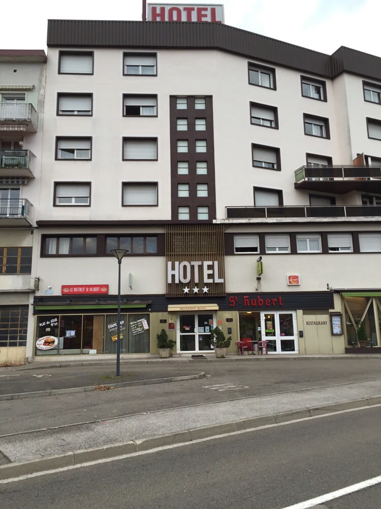 Hotel St Hubert St Claude Jura