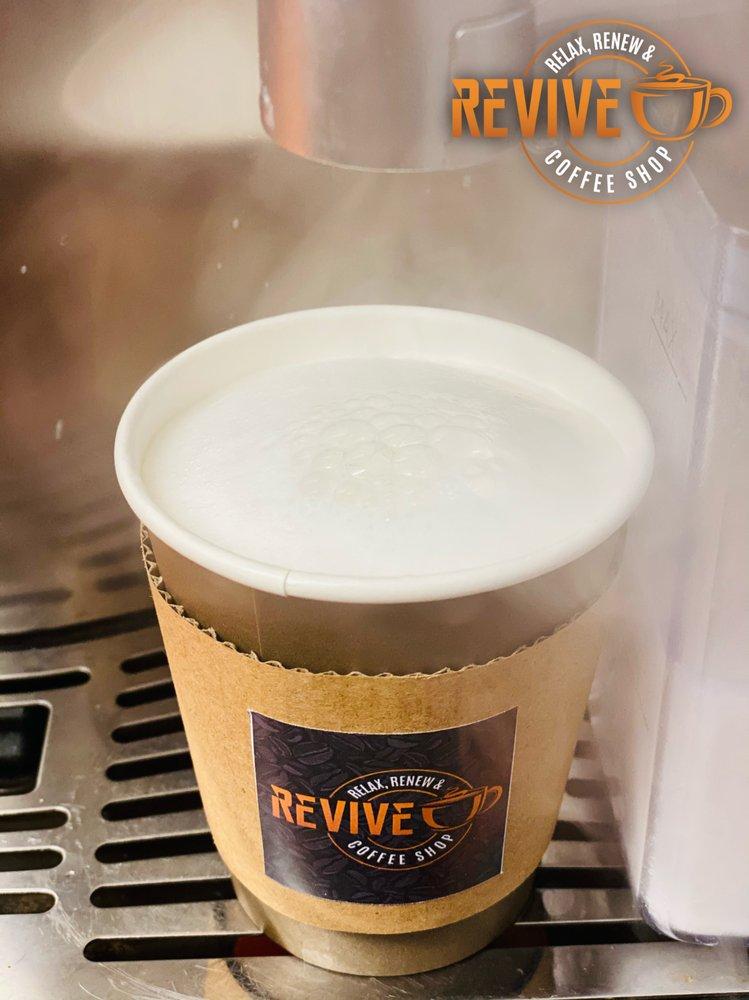 Revive Coffee Shop: 2790 E Main St, Eagle Pass, TX