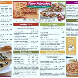 Papa Murphys Pizza South Main Street Cottonwood AZ - Papa murphy's us map
