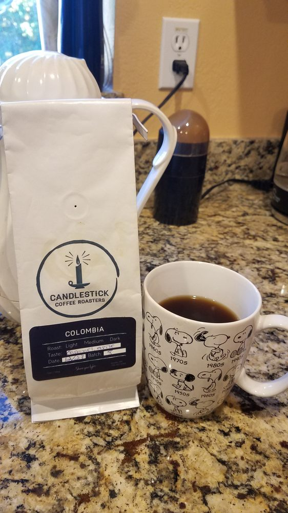 Candlestick Coffee Roasters: 4940 Corrales Rd, Corrales, NM