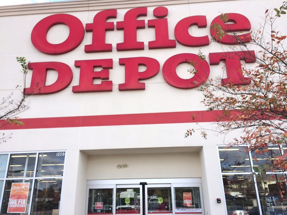 Office Depot Equipment 5600 S Miami Blvd Morrisville Nc Phone Number Yelp