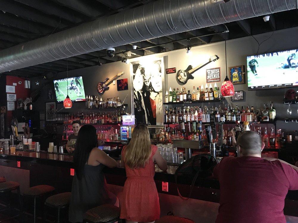 Red Star Rock Bar: 5210 N Florida Ave, Tampa, FL