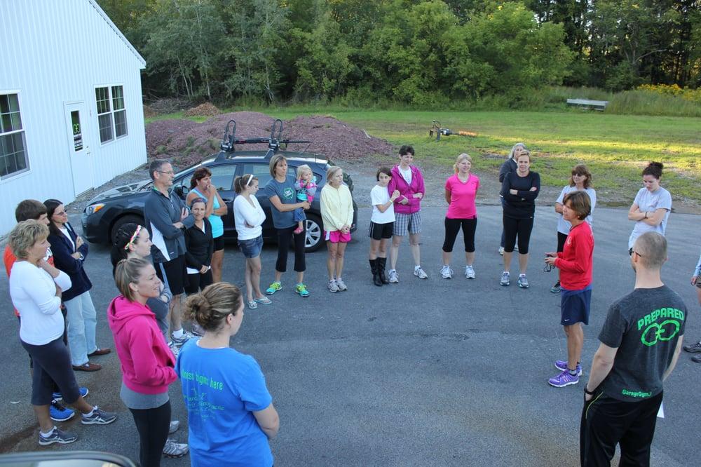 Garage gym closed trainers 6366 knoxboro rd oriskany falls