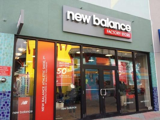 new balance outlet sawgrass