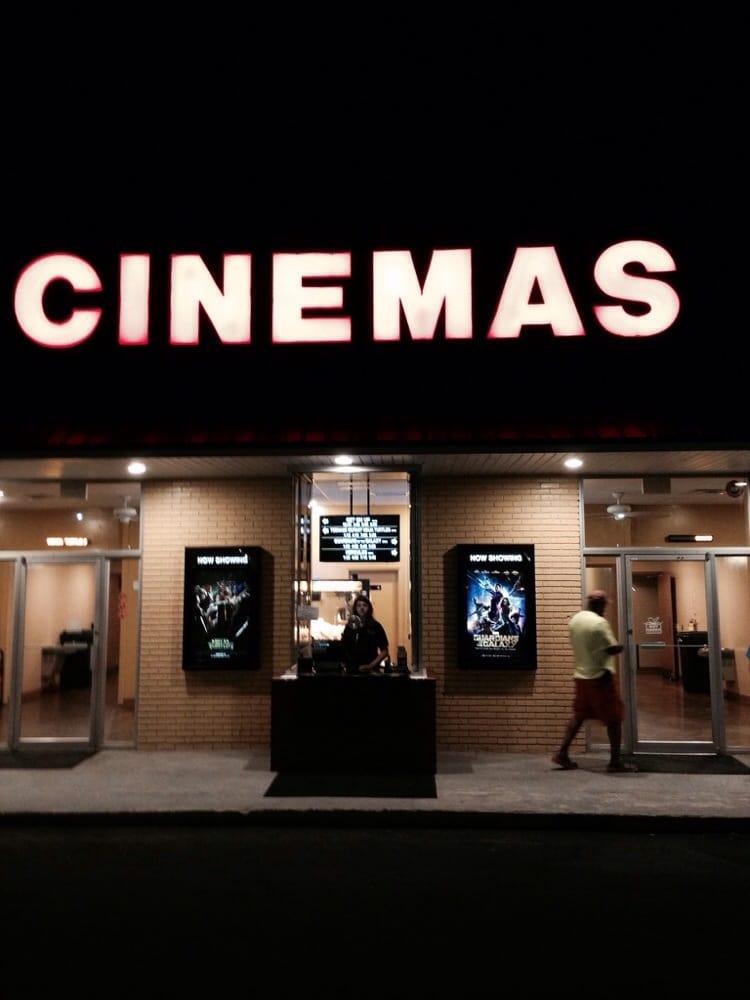 Marianna Cinemas: 4341 Lafayette St, Marianna, FL