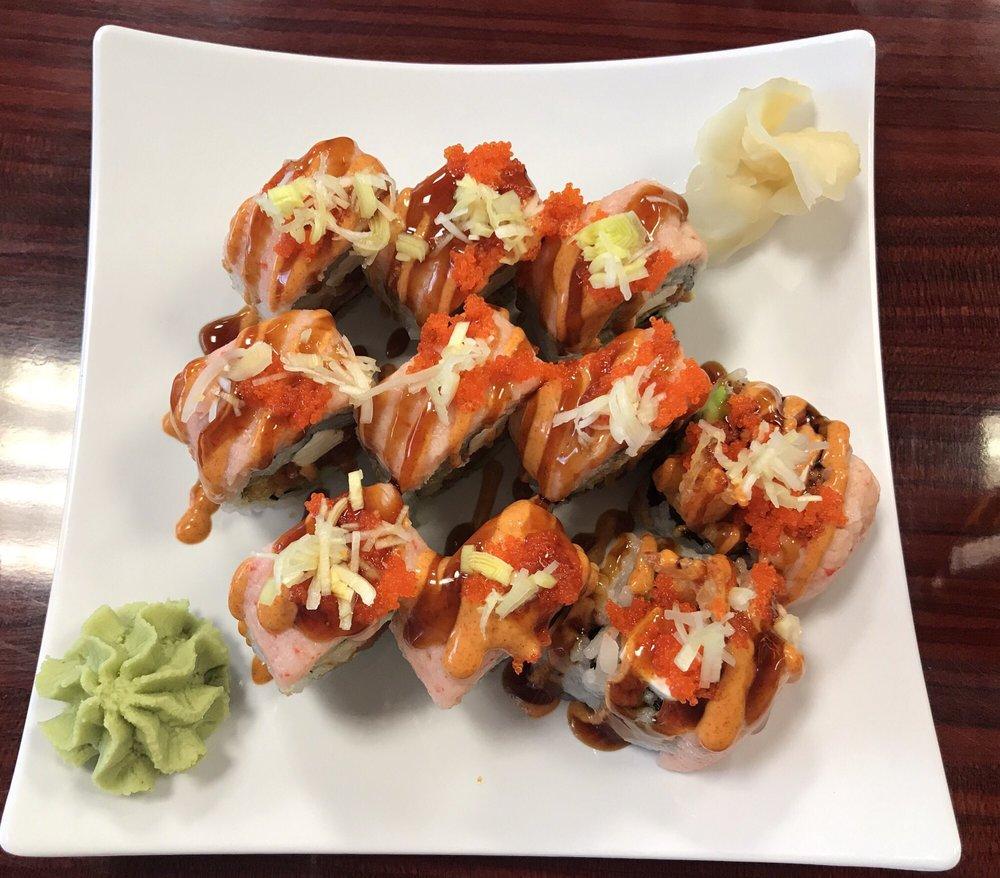 Yamahana Sushi: 71757 Twentynine Palms Hwy, Twentynine Palms, CA