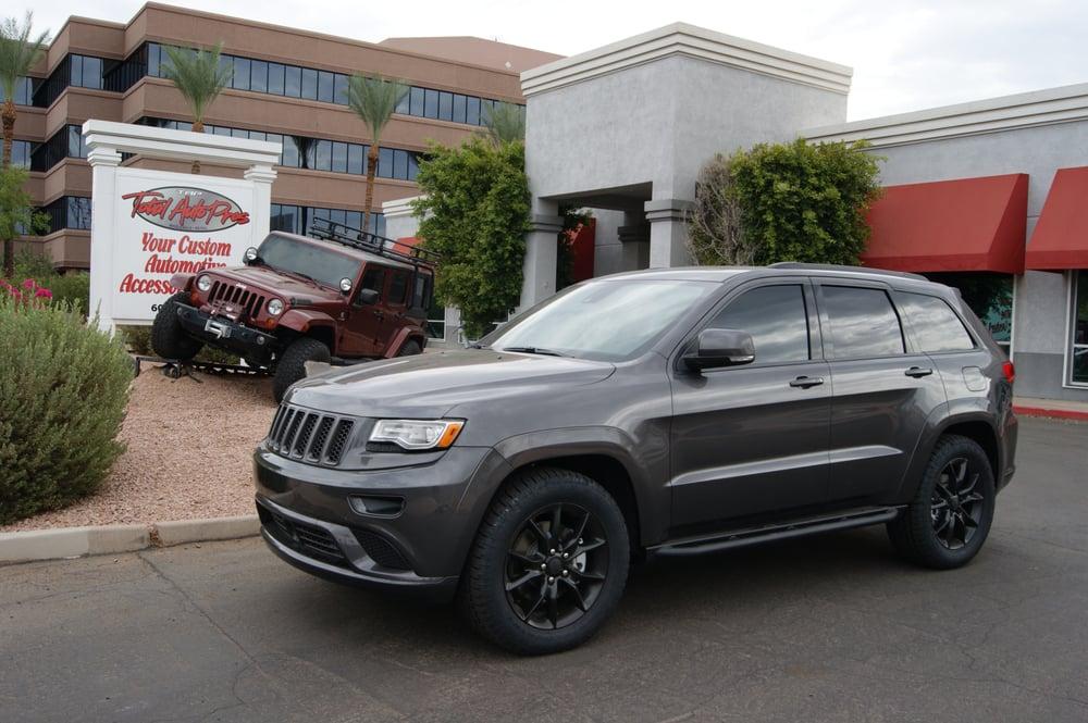 2014 jeep grand cherokee summit v8