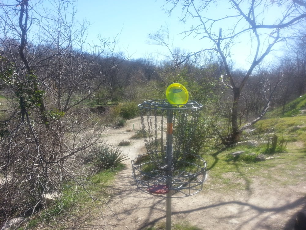 Saddle Hills Disc Golf Course