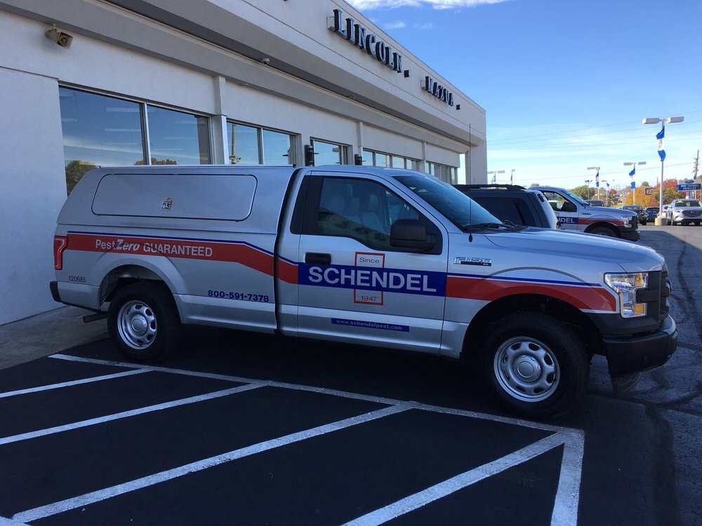 Schendel Pest Services Control 2416 S Ponderosa Dr Lawrence Ks Phone Number Yelp