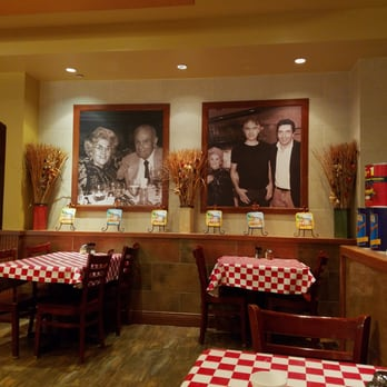 An Authentic Style Italian Restaurant In The Galleria Mall