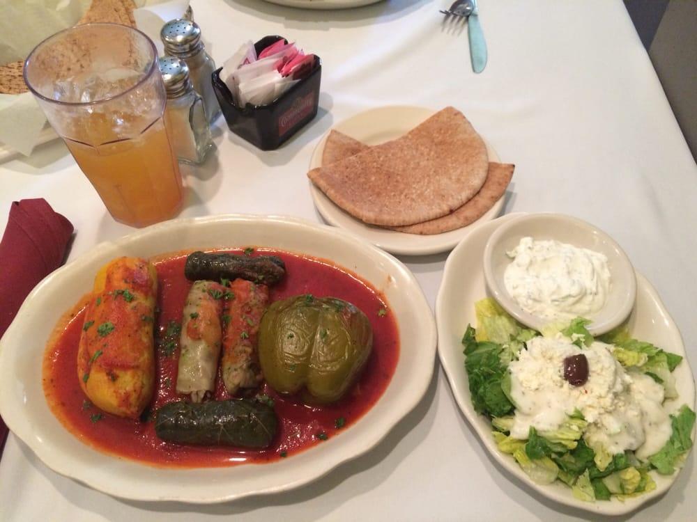 Greek Restaurant Baton Rouge