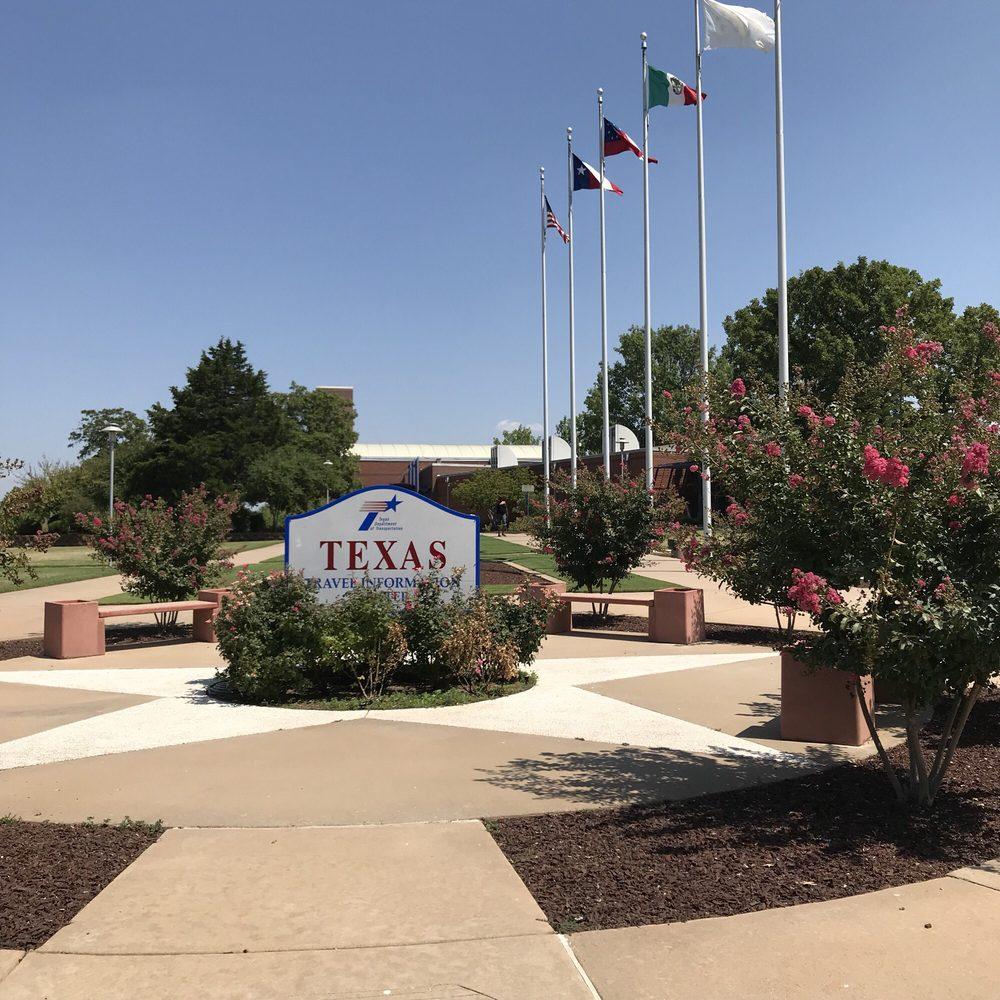 Texas Travel Information Center - Denison: 6801 U.S. Highway 69/75, Denison, TX