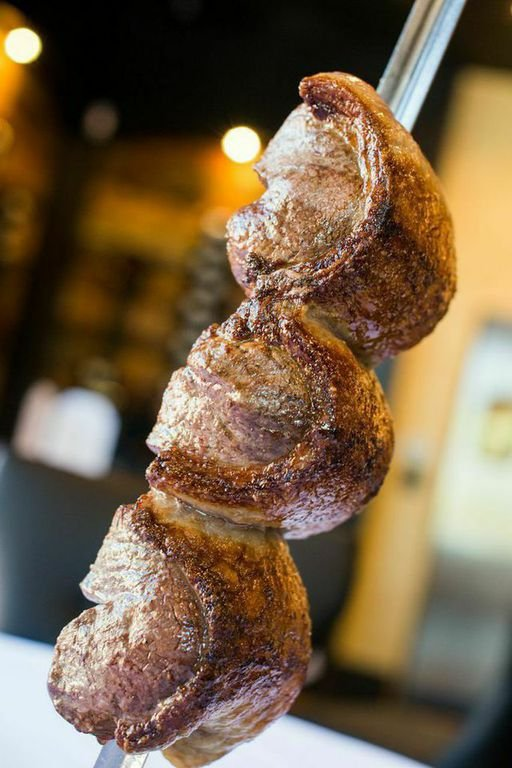 Flame & Fire Brazilian Steakhouse: 963 Pleasant Grove Blvd, Roseville, CA
