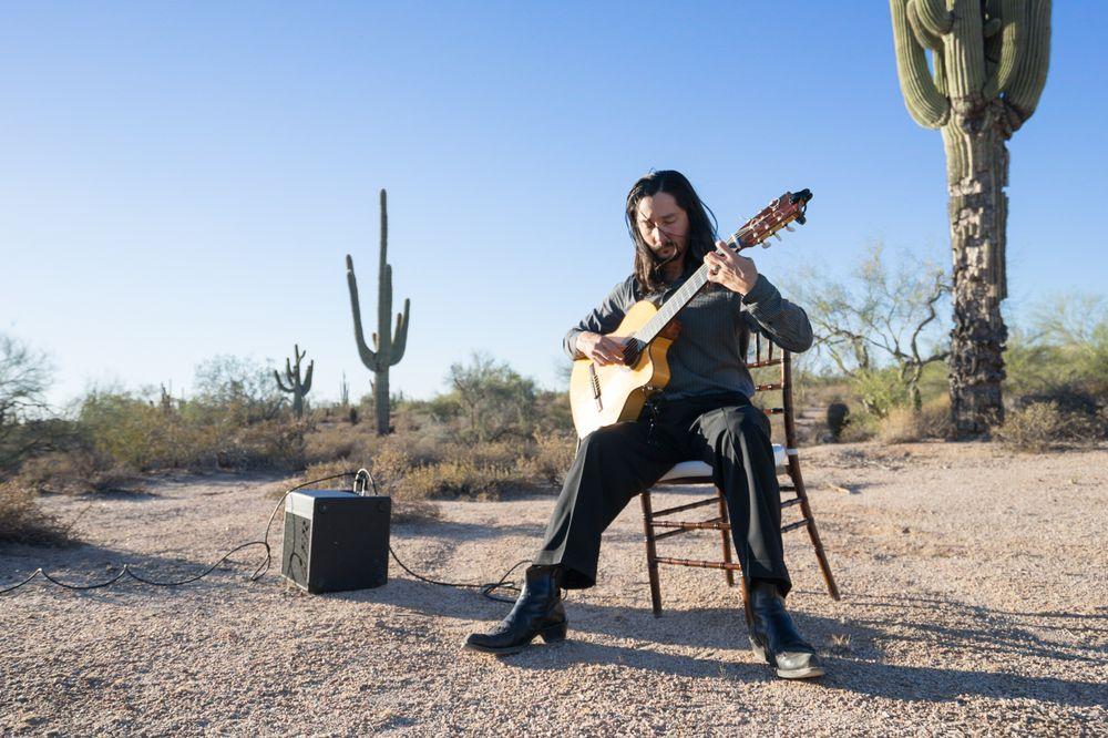 Miguel de Maria Elegant Spanish Guitar