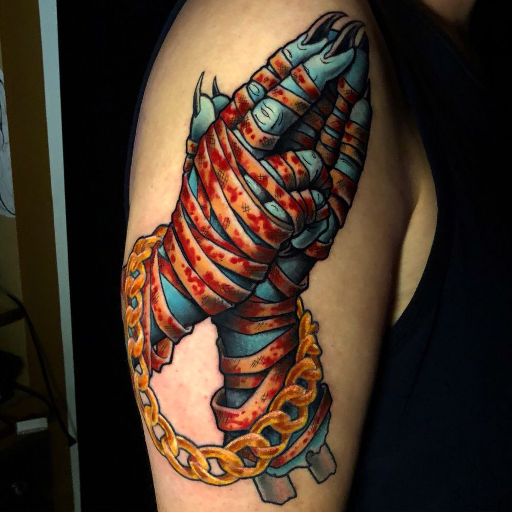 Ink & Dagger Tattoo: 755 Holcomb Bridge Rd, Roswell, GA