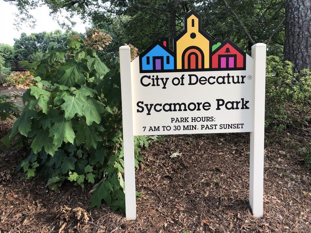 Sycamore Park: 729 Sycamore St, Decatur, GA