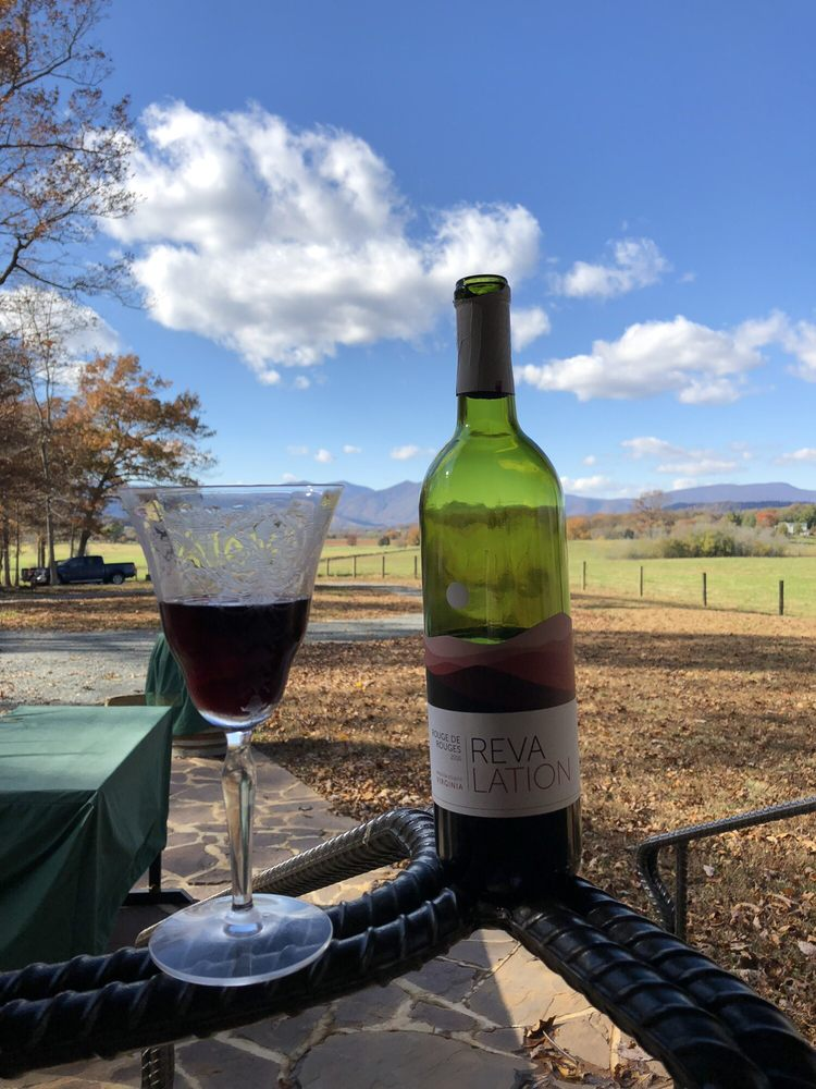 Revalation Vineyards: 2710 Hebron Valley Rd, Madison, VA