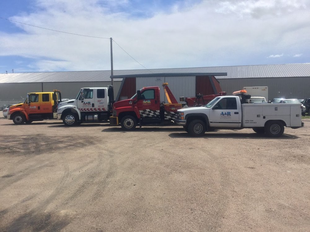A & R Towing: 108 Sugar Mill Rd, Sterling, CO