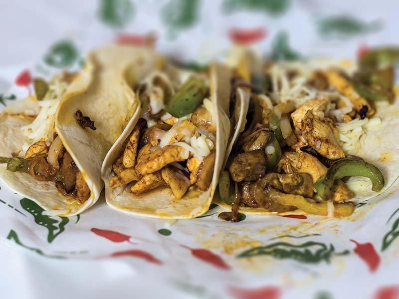 Mi Jalisco Family Mexican Restaurant: 5437 Old Virginia St, Urbanna, VA