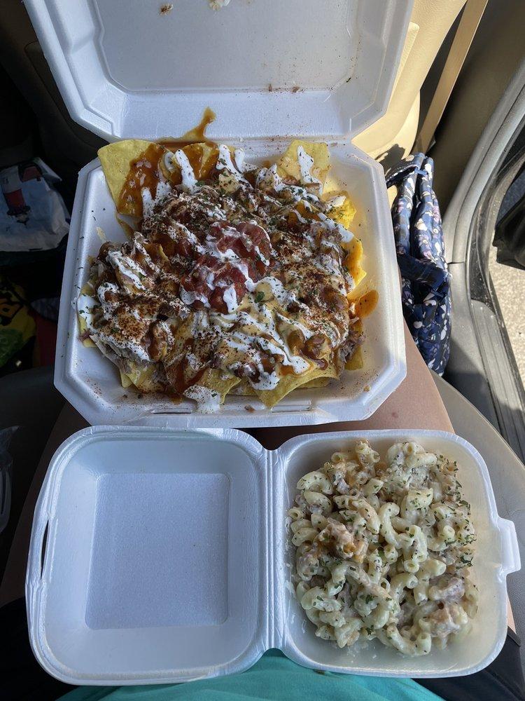 FAT Gs BBQ & Catering: 907 E Noble Ave, Williston, FL