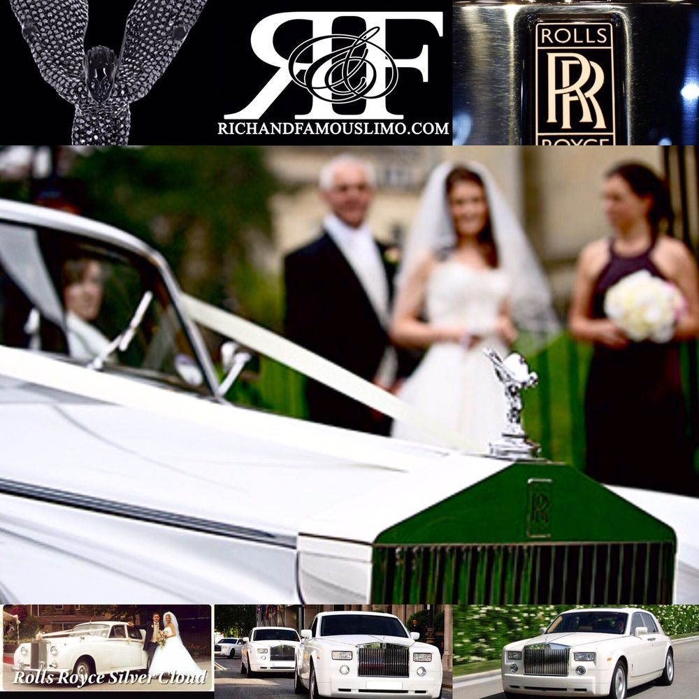 Rich and Famous Limousine services: Chatsworth, CA