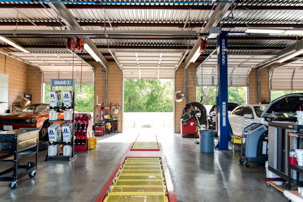 Fast Lane Auto Service: 858 N 1st St, Copperas Cove, TX