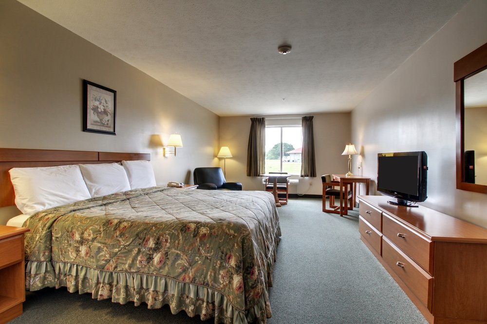 Key West Inn - Hamilton: 224 River Rd Dr, Hamilton, AL