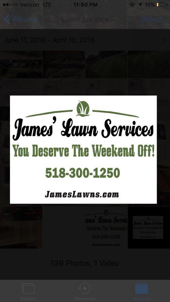 James' Lawn Services: 7 Collins Ct, Ballston Lake, NY