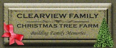Clearview Family Christmas Tree Farm: 8451 W 100th S, Arlington, IN