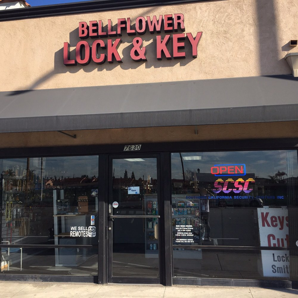 Bellflower Lock & Safe: 17630 Bellflower Blvd, Bellflower, CA