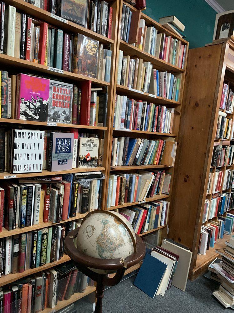 Atlanta Vintage Books: 3660 Clairmont Rd, Atlanta, GA