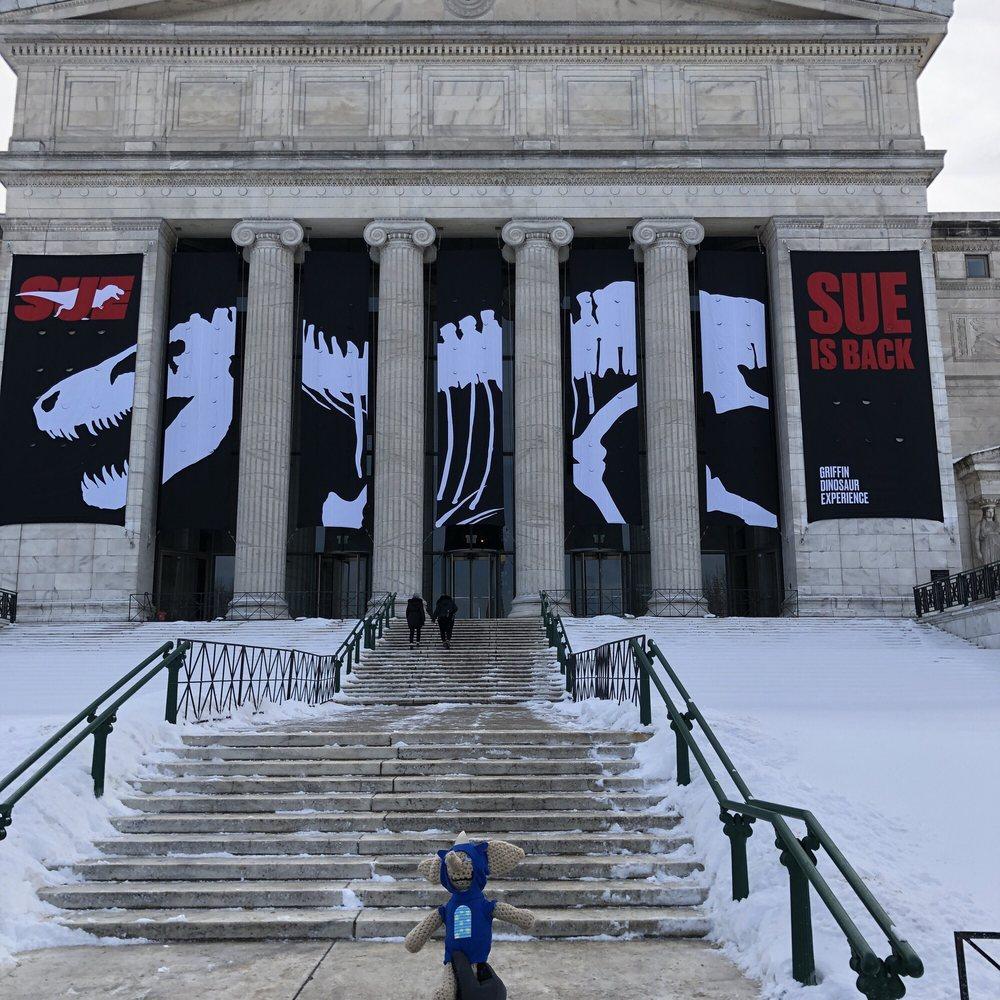 Field Museum: 1400 S Lake Shore Dr, Chicago, IL