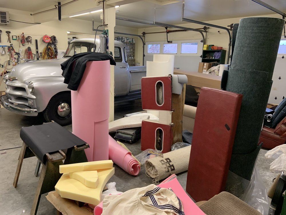 Dahll's Upholstery: 2595 Sequim-Dungeness Way, Sequim, WA
