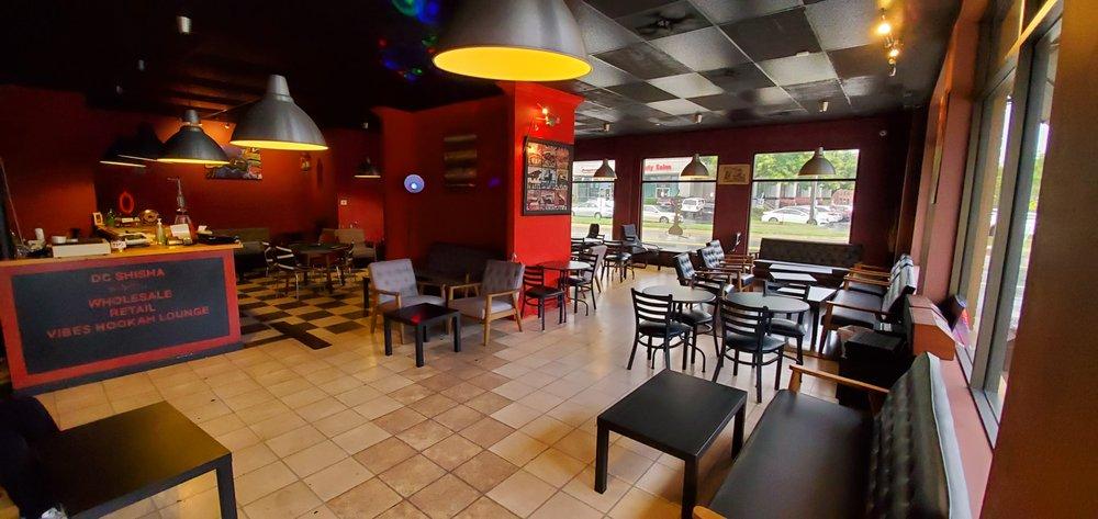 Vibes Hookah Lounge: 1 Dawson Ave, Rockville, MD