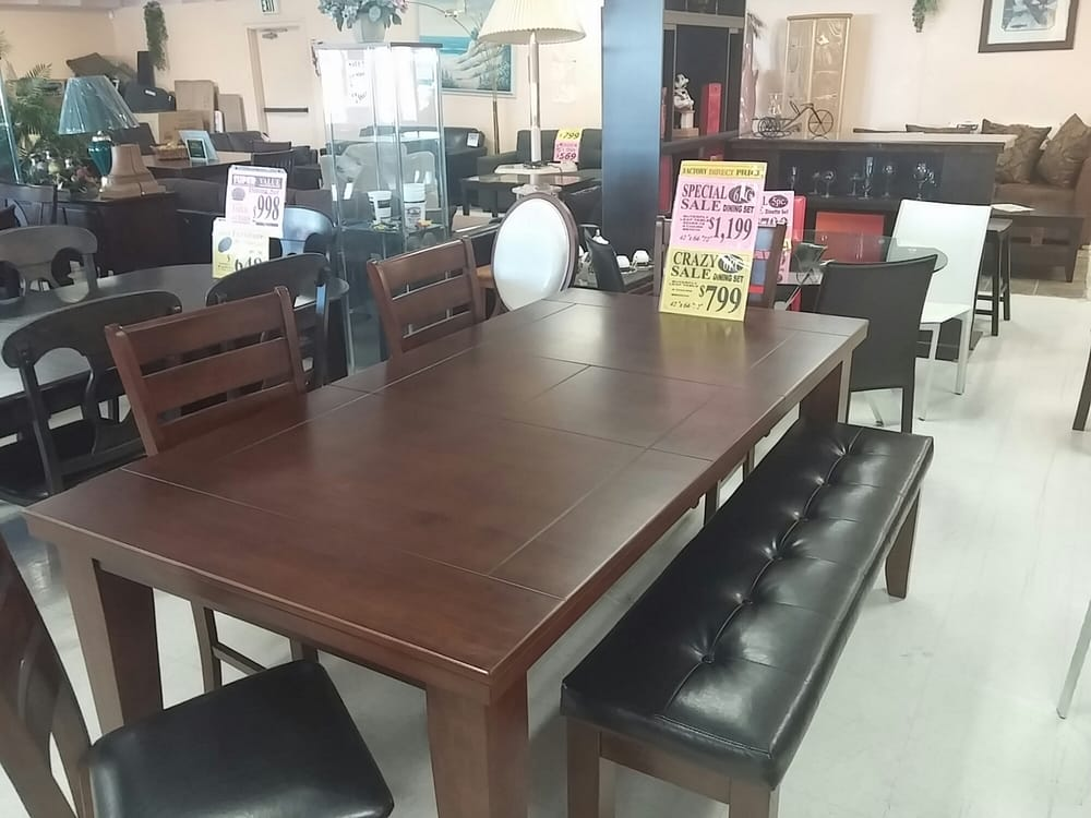 Exact same table for roughly 300 less at other near by for Furniture 4 less outlet