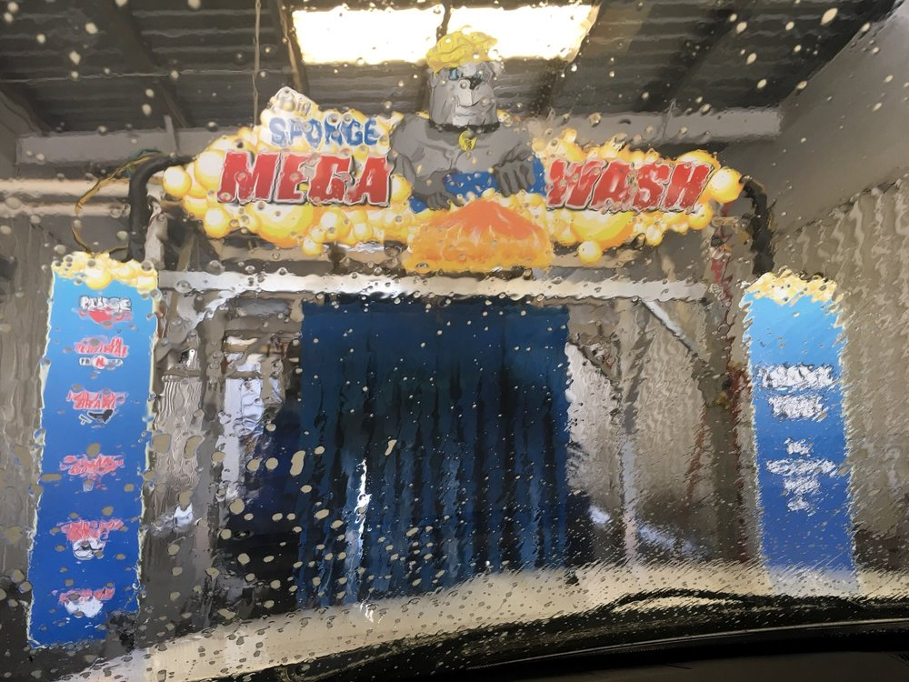 Big Sponge Car Wash: 604 Fairway Dr, Galt, CA