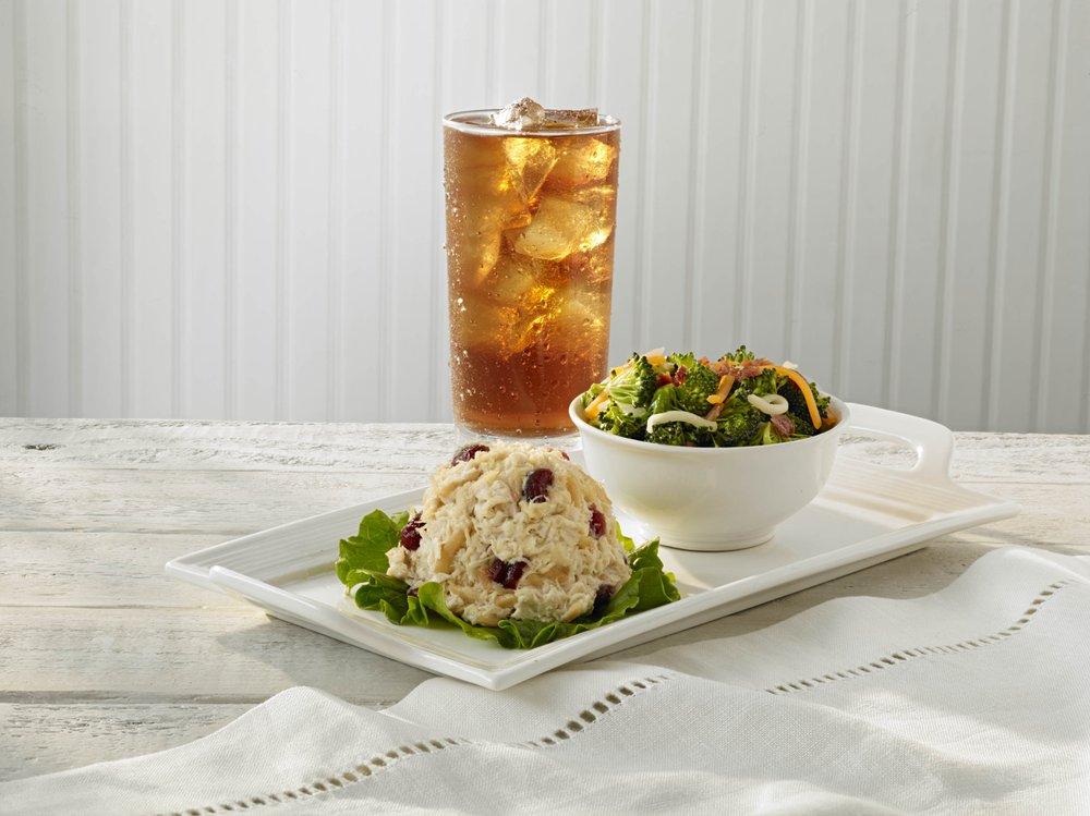 Chicken Salad Chick: 4624 Town Crossing Dr, Jacksonville, FL