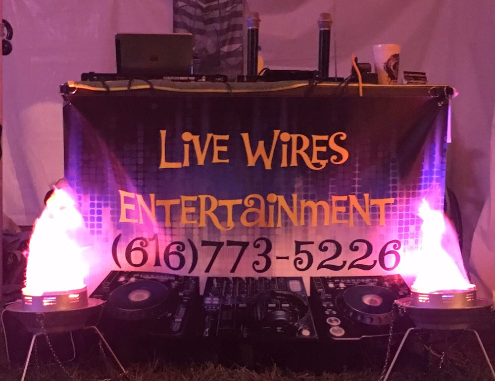 Live Wires Entertainment: 1144 144th Ave, Wayland, MI