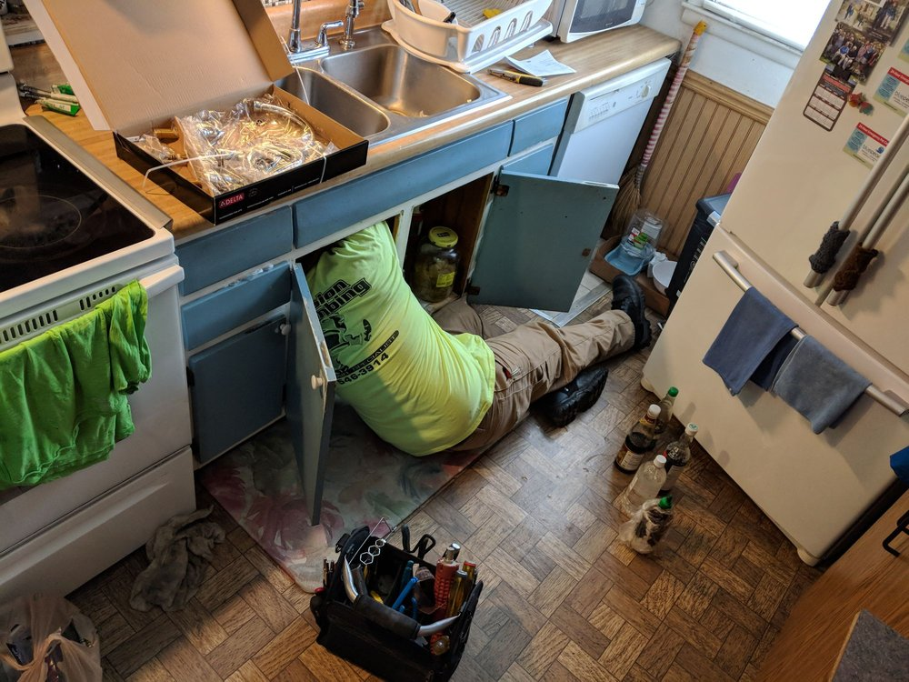 Precision Plumbing & Drain Cleaning