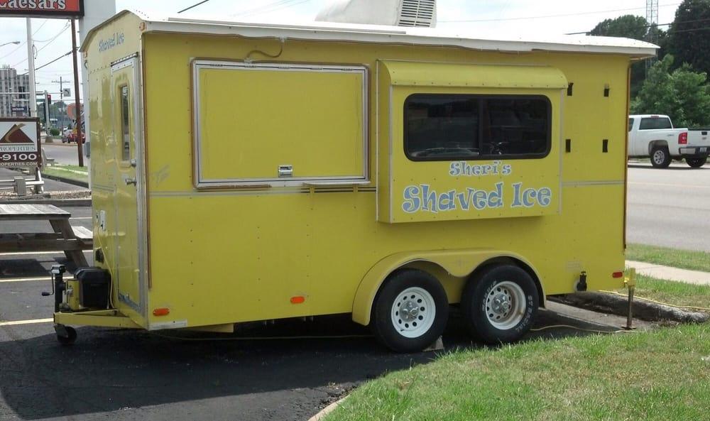 Sheri's Shaved Ice