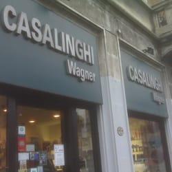 Casalinghi Wagner - Casa e giardino - Piazza Wagner Riccardo, 9 ...